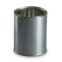 1 Litre Can Tripletite tinplate for paint and building products