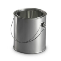 2 Litre Can Tripletite plain both sides with handle