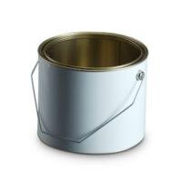 6 Litre Can Tripletite (LokSafe™) white outside lacquer inside