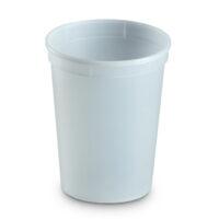 1 Litre Ice Cream Container non TE round